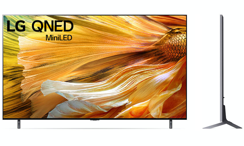 LG QNED85 - LG TVs for 2021 consumer guide
