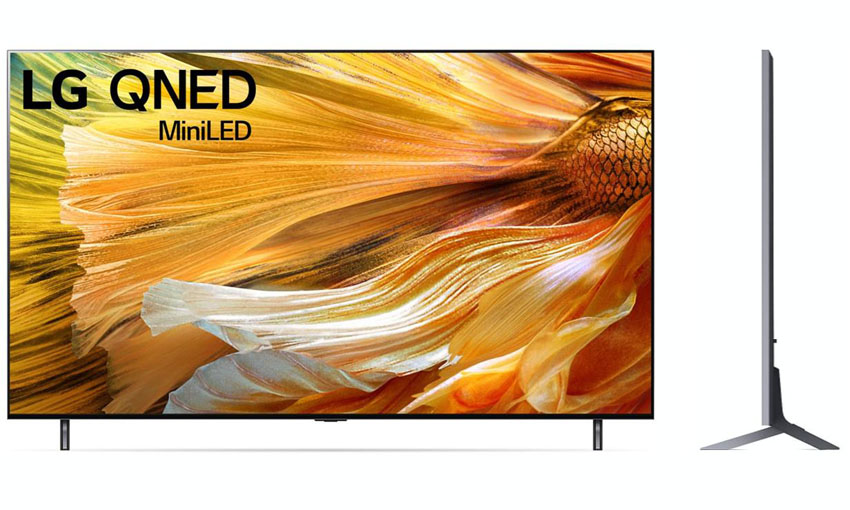 LG QNED90 - LG TVs for 2021 consumer guide