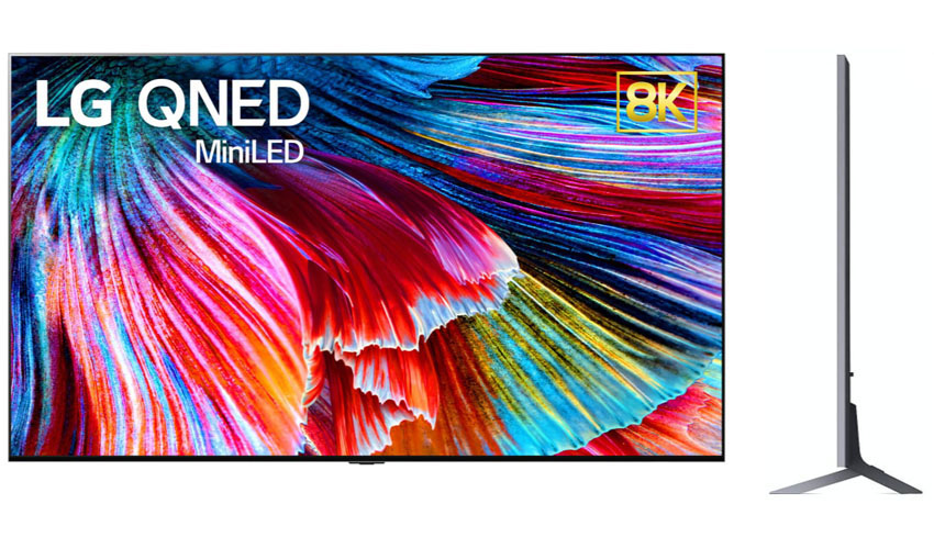 LG QNED95 - LG TVs for 2021 consumer guide