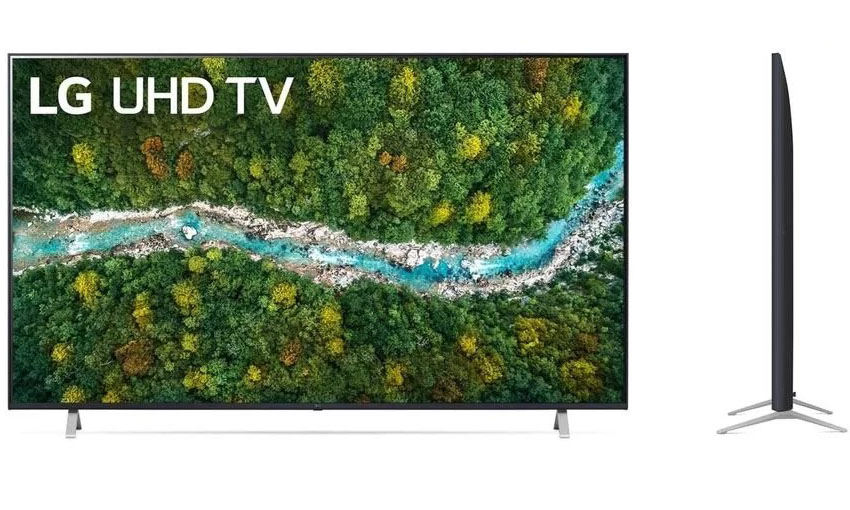 LG UP77 - LG TVs for 2021 consumer guide