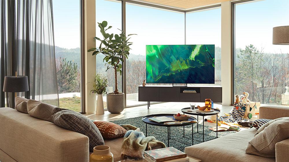 Samsung Q70A Review (2021 4K QLED TV)