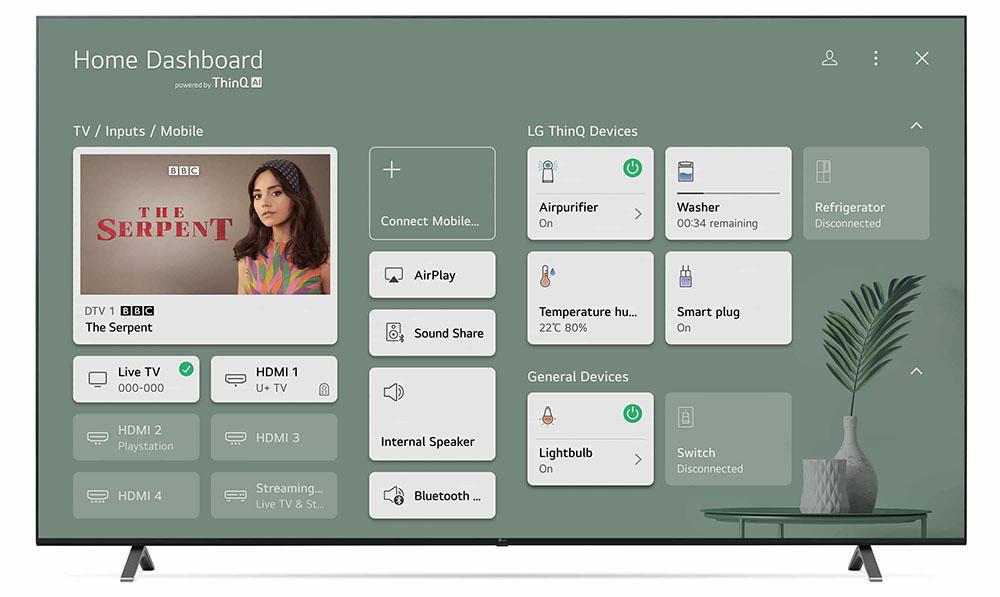 LG UP8000 Review (2021 4K UHD LCD TV)