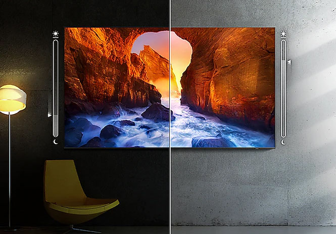 Samsung Q80A Review (2021 4K QLED TV)