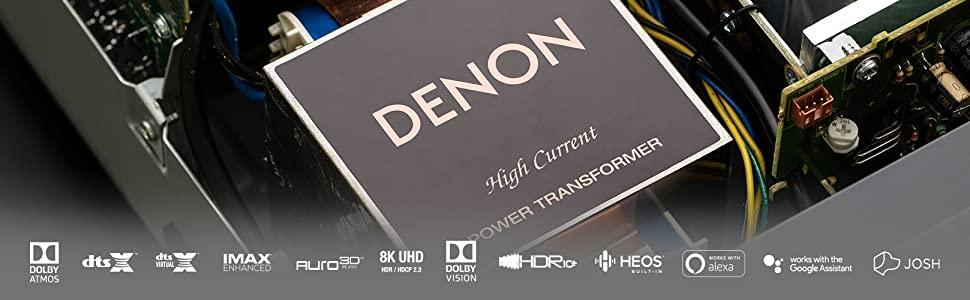Denon AVR-X4700H Review (9.2 CH 8K AV Receiver)