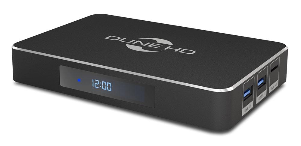 Dune HD Real Vision 4K Review (4K Media Hub)