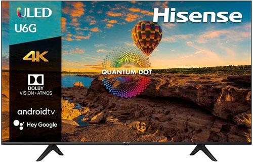 Hisense U6G Review (2021 4K ULED TV)